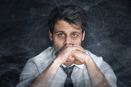 tristesse au travail
