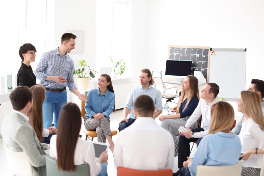 Coopération : Principe de facilitation 5